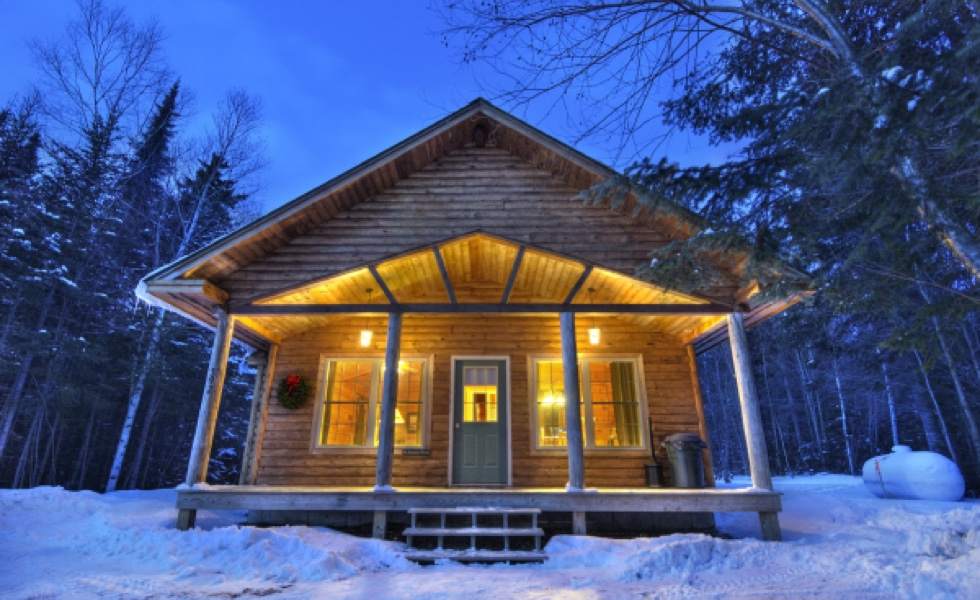 vacation cabin cottage rentals at tall timber pittsburg nh