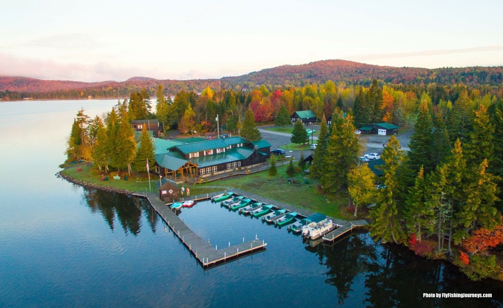 Lakeside Vacation Cabin Rentals at Tall Timber, Pittsburg NH